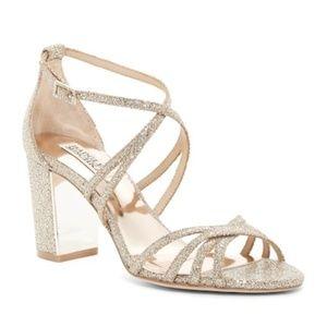 Badgley Mischka Tilden Heeled Dress Sandal 10